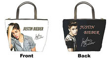 New Justin Bieber Photo Bucket Bag