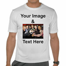 Personalised T Shirt Custom T Shirt Printing Hen and Stag party Printed T Shirts