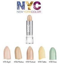 NYC COVER STICK CONCEALER BRAND NEW **CHOOSE SHADE**