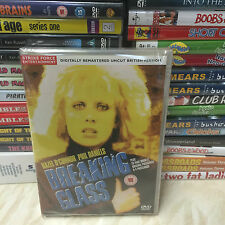 Breaking Glass - Uncut British Version - Hazel O'Connor - BRAND NEW SEALED