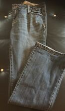 Womens Kookai  blue Jeans, size 38 With Detail On The Pocket