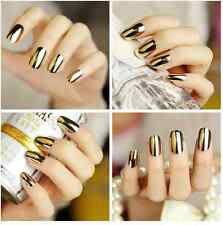 Smooth Nail Art Beauty Sticker Patch Foils Armour Wraps Decoration Decal Woman