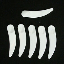 10-100X Mini Cosmetic Spatula Scoop Disposable Cosmetic Mask Spatula Spoons