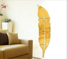 Removable Home Mirror Wall Stickers New Decal Art Vinyl Room Decor DIY CHI