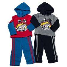 BRAND NEW 2 piece Boys Hooded Tracksuit Set  - £6.99 each!