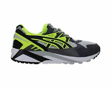Mens Asics Gel Kayano Trainer Soft Grey Black H4A2N-1090