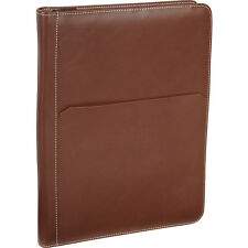 AmeriLeather Leather Writing Portfolio Cover 3 Colors Business Accessorie NEW