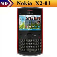 Nokia X2-01 QWERTY Keyboard Symbian OS Mp3 Mp4 Player Email Classic Businessman