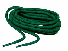 2 pair lot Heavy Duty reinforced Green w/BLACK Kevlar Boot laces shoelaces -NEW