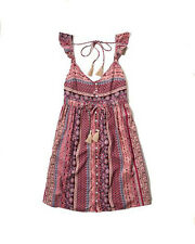 Nwt Hollister By Abercrombie Womens Summer Dress Size XS S M Pink