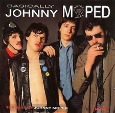 JOHNNY MOPED - Basically Johnny Moped CD ** BRAND NEW : STILL SEALED **