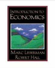 Introduction to Economics with Applications Update Hall, Robert E., Lieberman, M