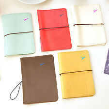 Fashion Travel Leather Passport Holder Card Case Protector Cover Wallet Bag