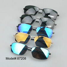 87208 New brand full rim polarized lens sunglasses can do RX lens sunshades