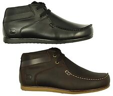 MENS BOOTS NICHOLAS DEAKINS OFFENDER-2 IN BLACK & BROWN COLOURS ALL SIZES 6-12