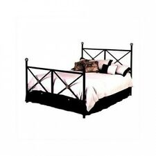 Grace Collection Neoclassic Wrought Iron Headboard. Brand New