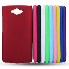For Motorola Droid Turbo XT1254 Snap On Matte Rubberized hard case cover
