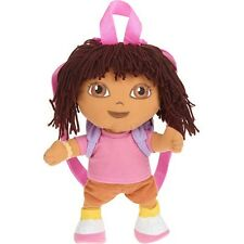 Nickelodeon Dora the Explorer Toy Character Backpack. Free Delivery