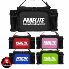 2 x ProElite Insulated 6 Meal Food Bag with Tuperware +FREE Shaker & Pill Box