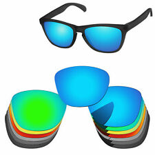 Polarized Replacement Lenses For-Oakley Frogskins Sunglasses Multi - Options