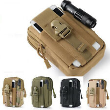 Fashion Molle Pouch Belt Waist Pack Bag Military Waist Fanny Pack Phone Pocket