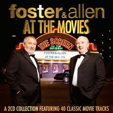 Foster & Allen - At the Movies 2CD 40 Great Tracks