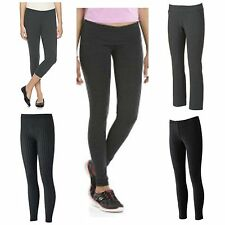 NWT Womens Juniors Leggings Scuba Ponte Yoga Pant Assorted Styles and Sizes