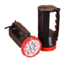 1000mAH Flashlight Torch New Police Tactical LED Rechargeable Handheld LED