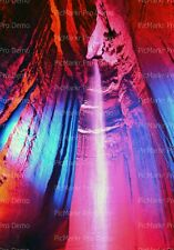 Ruby Falls Cave/Cavern Formations ~ Sheet Cake Topper ~ Edible ~ D21410