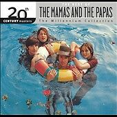 Best of the Mamas & the Papas: 20th Century Masters by The Mamas & the Papas (CD