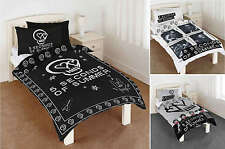 5 Seconds Of Summer Childrens Single Double Quilt Cover Duvet Cover Bedding Sets