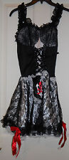 Pirate Zombie Dress and Accessories
