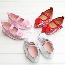 Soft Soled Ballet Pointed Shoes Baby Girls Princess First Walkers Light Shoes