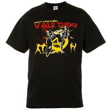 T-SHIRT MMA VALETUDO IDEAL FOR GYM MMA TRAINING FIGHTERS SPORT CASUAL WEARS