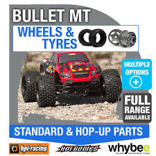 HPI BULLET MT [Wheels & Tyres] Genuine HPi 1/10 R/C Standard / Hop-Up Parts