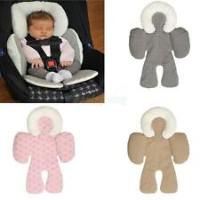 Soft Safety Cotton Baby Stroller Cushion Pad Car Seat Liners Pushchair Mat