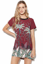 New MINKPINK Jungle Book Tee Dress Multi Womens