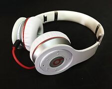Wireless - Bluetooth Beats by Dr. Dre Studio Headband Headphones  - White
