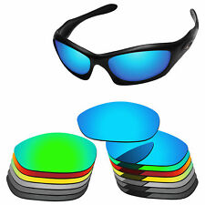 Polycarbonate Replacement Lense For-Oakley Monster Dog Sunglasses Multi-Options