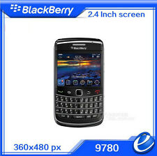 BB Blackberry Bold 9780 Mobile Phone QWERTY Keyboard 5MP GPS MP3 WIFI GSM/WCDMA