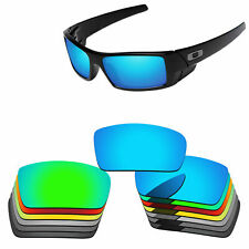 Polycarbonate Replacement Lense For-Oakley Gascan Sunglasses Multi-Options