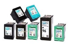2 PK For Hp 92 93 94 95 96 97 98 - Any 2 Ink Cartridges