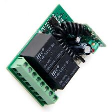 2Button 315/433MHZ Wireless Module Receiver Controller F Relay Remote Switch HM