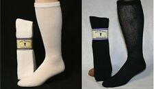 12 Pairs Sole Pleasers Diabetic Comfy Stretch Fit Knee High/Over the Calf Socks