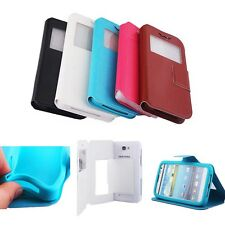 PU Leather Case For ZOPO ZP530 5.0Inch View Flip Cover with TPU Shell