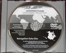 2007 2008 2009 2010 2011 Tahoe 2016 Navigation DVD Map Update 9.0c p/n: 23286273