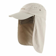 Craghoppers SUN HAT CAP UV PROTECTION SHIELD NECK COVER INSECT REPELLENT DESERT