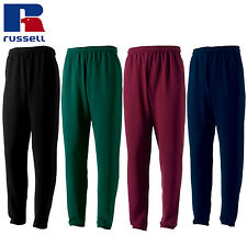 Russell Collection J750M Mens Sweat Pants Joggers Sports Jog Pants Mens Trousers