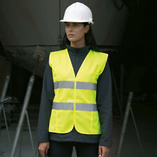 Result Core R334F Womens Safety Tabard Ladies Reflective Tabbard Vest Work Wear