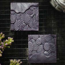 Soap Molds Silicone Soap Making Molds Craft Molds Resin Mold Square Flowers